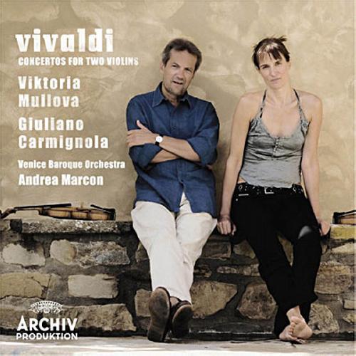 Vivaldi: Double Concertos - Mullova