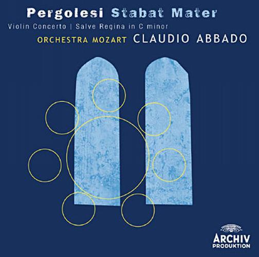 Pergolesi: Stabat Mater - Claudio Abbado
