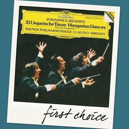 Brahms: Hungarian Dances (First Choice) - Wiener Philharmoniker