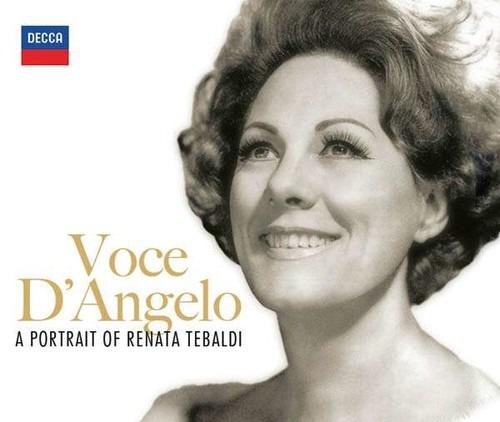 Voce Dangelo - A Portrait - Tebaldi