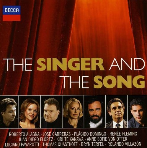 The Singer And The Song - Miguel Harth-Bedoya