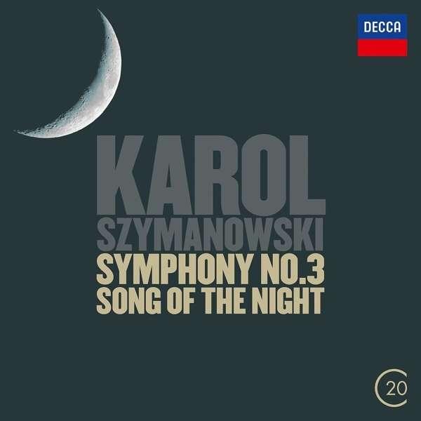 Szymanowski: Symphonies Nos.2 & 3 / Violin Concerto No.2 - Detroit Symphony Orchestra / Dorati