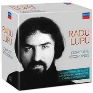 Radu Lupu Complete Edition (Ltd.Ed.)