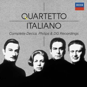 Complete Decca, Philips & DG Recordings - Quartetto Italiano