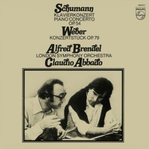Schumann / Weber: Piano Concerto In A Minor / Konzertstück - Brendel