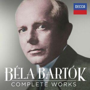Béla Bartók: Complete Works (Limited Edition)