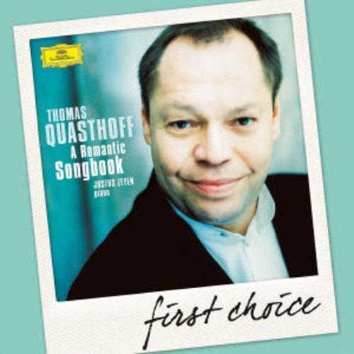 Quasthoff - A Romantic Songbook (First Choice)