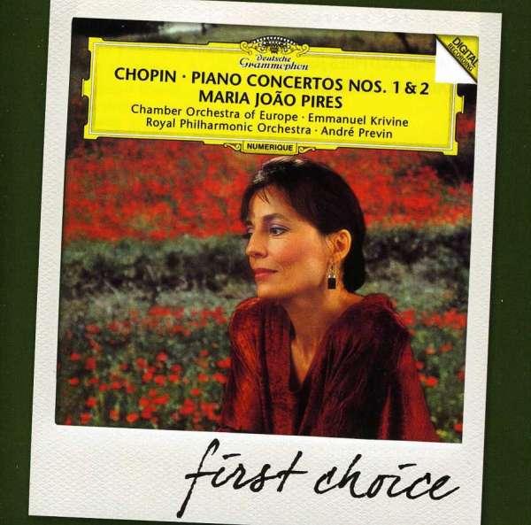 Chopin: Piano Concertos Nos.1 & 2 (First Choice) - Pires