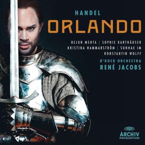 Handel: Orlando - Rene Jacobs