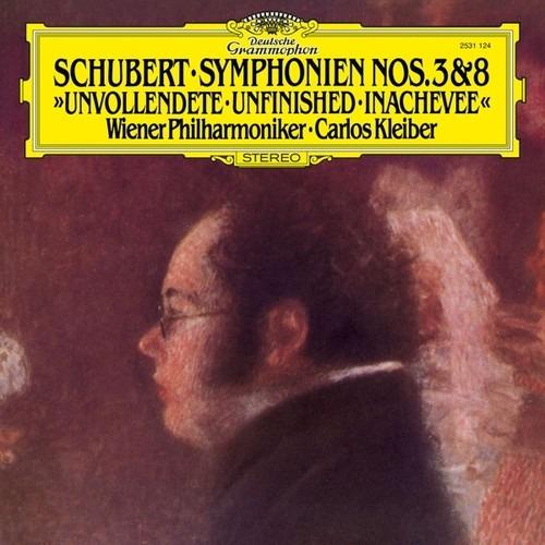 Schubert: Symphony No.8 In B Minor, D.759 Unf - Wiener Philharmoniker / Kleiber