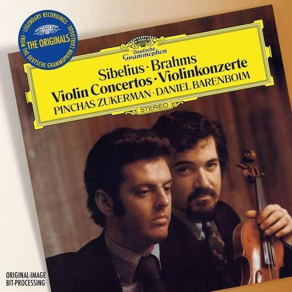Sibelius: Originals: Violin Concerto In D Minor - Zukerman