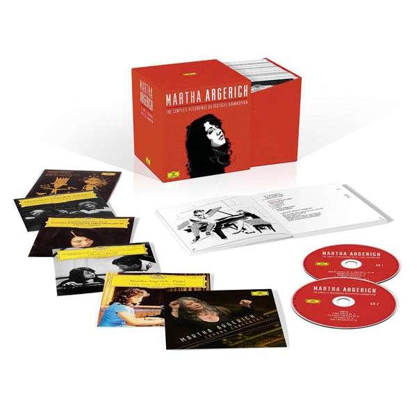 Complete Recordings On Deutsche Gramophon - Martha Argerich