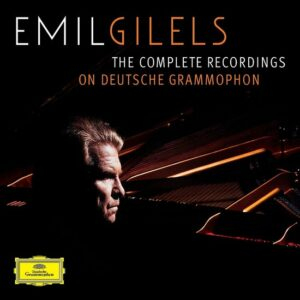 Emil Gilels - Complete Recordings On DG (Ltd.Ed.)