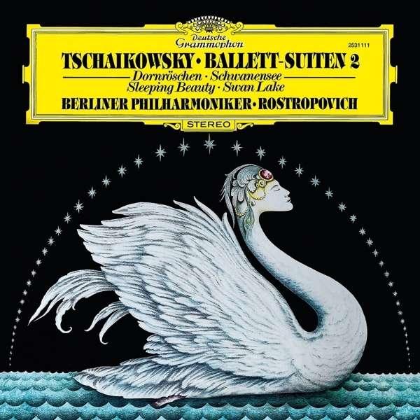 Tchaikovsky: Ballet Suites II - Swan Lake / Sleeping Beauty - Spierer