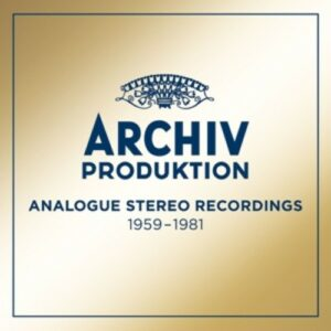 Archiv Produktion Vol.2 - Analogue Stereo Recordings 1959-1981