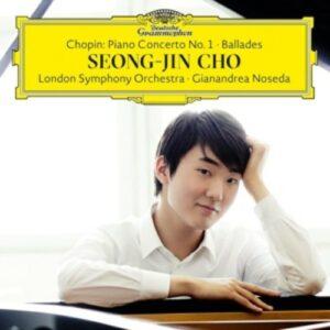 Chopin: Piano Concerto No.1 - Seong-Jin Cho