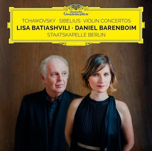 Tchaikovsky / Sibelius: Violin Concertos - Lisa Batiashvili