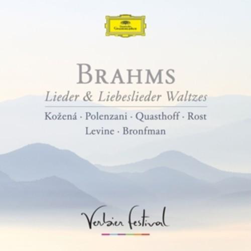 Brahms: Lieder, Liebeslieder & Waltzer