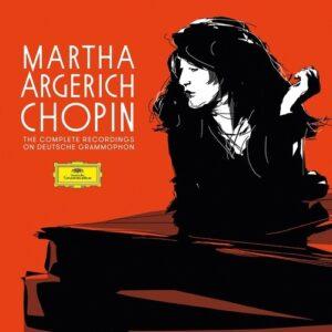 Complete Chopin Recordings On Deutsche Grammophon - Argerich