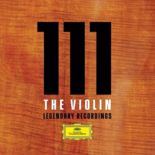 111 Violin - Legendary Recordings