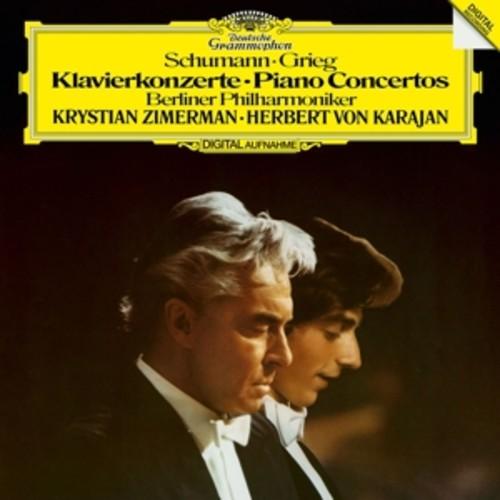 Schumann / Grieg: Piano Concertos - Krystian Zimerman