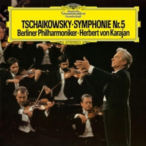 Tchaikovsky: Symphonie Nr. 5 E-Mol - Herbert von Karajan