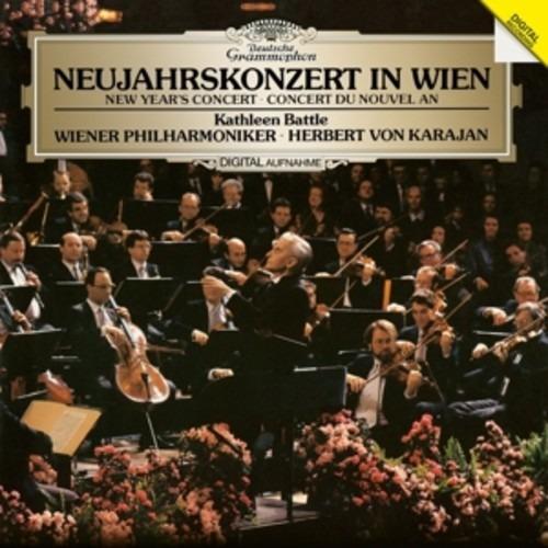 Strauss: New Year's Concert 1987 (Ltd.Ed.) - Kathleen Battle