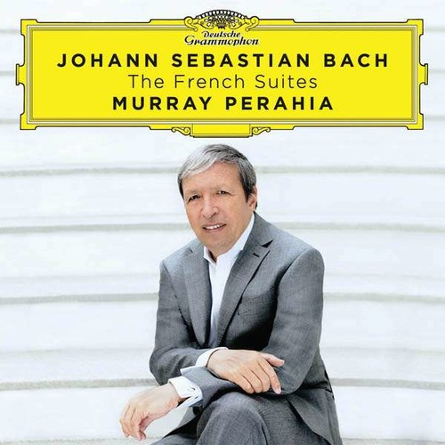 J.S. Bach: The French Suites - Murray Perahia