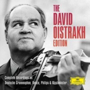 David Oistrakh - Complete Recordings on Deutsche Grammophon, Decca, Philips, Westminster