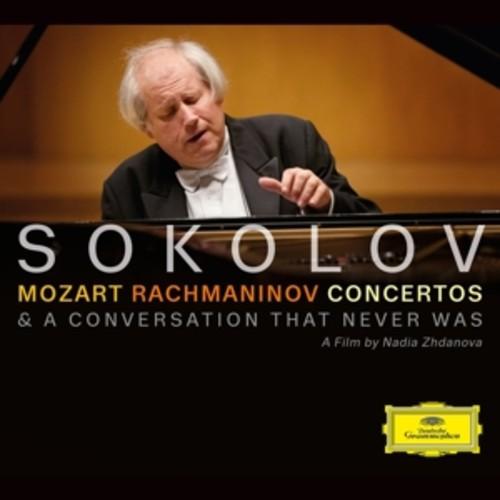 Mozart & Rachmaninov: Piano Concertos - Grigory Sokolov