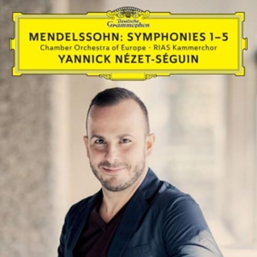 Mendelssohn: Symphonies Nos. 1-5 - Yannick Nezet-Seguin