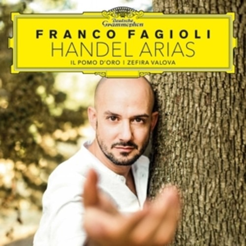 Handel: Arias - Franco Fagioli