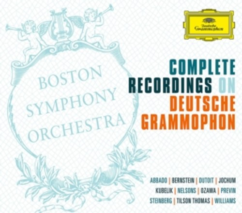 Complete Recordings on Deutsche Grammophon - Boston Symphony Orchestra