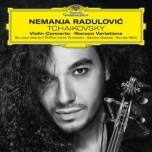 Tchaikovsky: Violin Concerto / Rococo Variations - Nemanja Radulovic