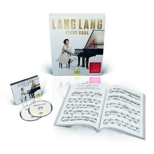 "Piano Book (Deluxe Edition ""Score Box"") - Lang Lang"