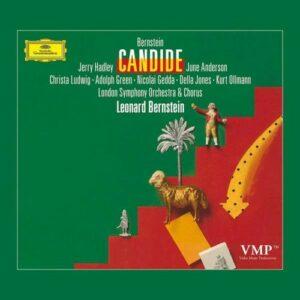 Bernstein: Candide (Ltd.Ed./2CD+DVD) - Leonard Bernstein
