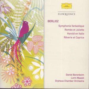 Berlioz: Symphonie Fantastique - Daniel Barenboim