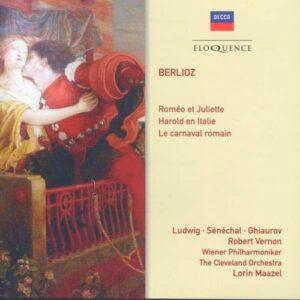 Berlioz: Romeo Et Juliette - Lorin Maazel