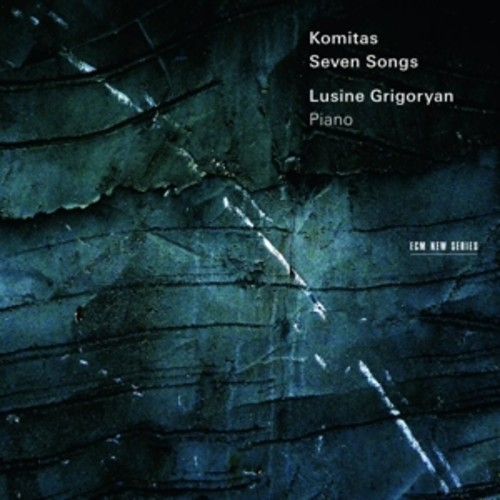 Komitas Piano Compositions - Lusine Grigorian