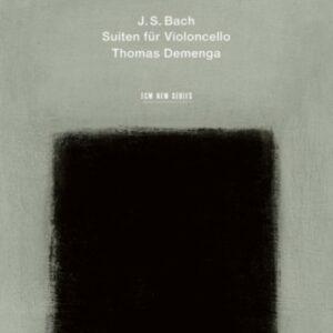 Bach: Suiten Für Violoncello - Thomas Demenga