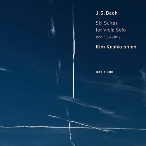 Bach: Six Suites For Viola Solo - Kim Kashkashian