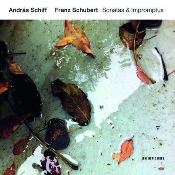 Schubert: Sonatas & Impromptus - Andras Schiff