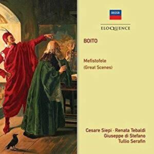 Boito: Mefistofele (Great Scenes) - Cesare Siepi