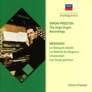 Messiaen: Organ Works - Simon Preston