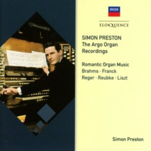 Romantic Organ Music - Simon Preston