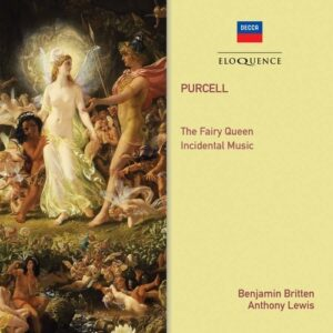 Purcell: The Fairy Queen, The Tempest - Benjamin Britten