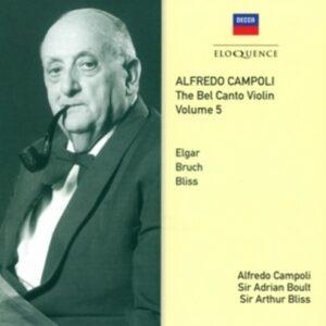 Bel Canto Violin Vol.5 - Alfredo Campoli