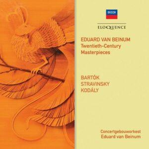 20th Century Masterpieces - Concertgebouw Orchestra