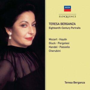 Eighteenth-Century Portraits - Teresa Berganza