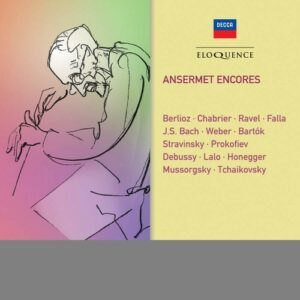 Ansermet Encores - Ernest Ansermet